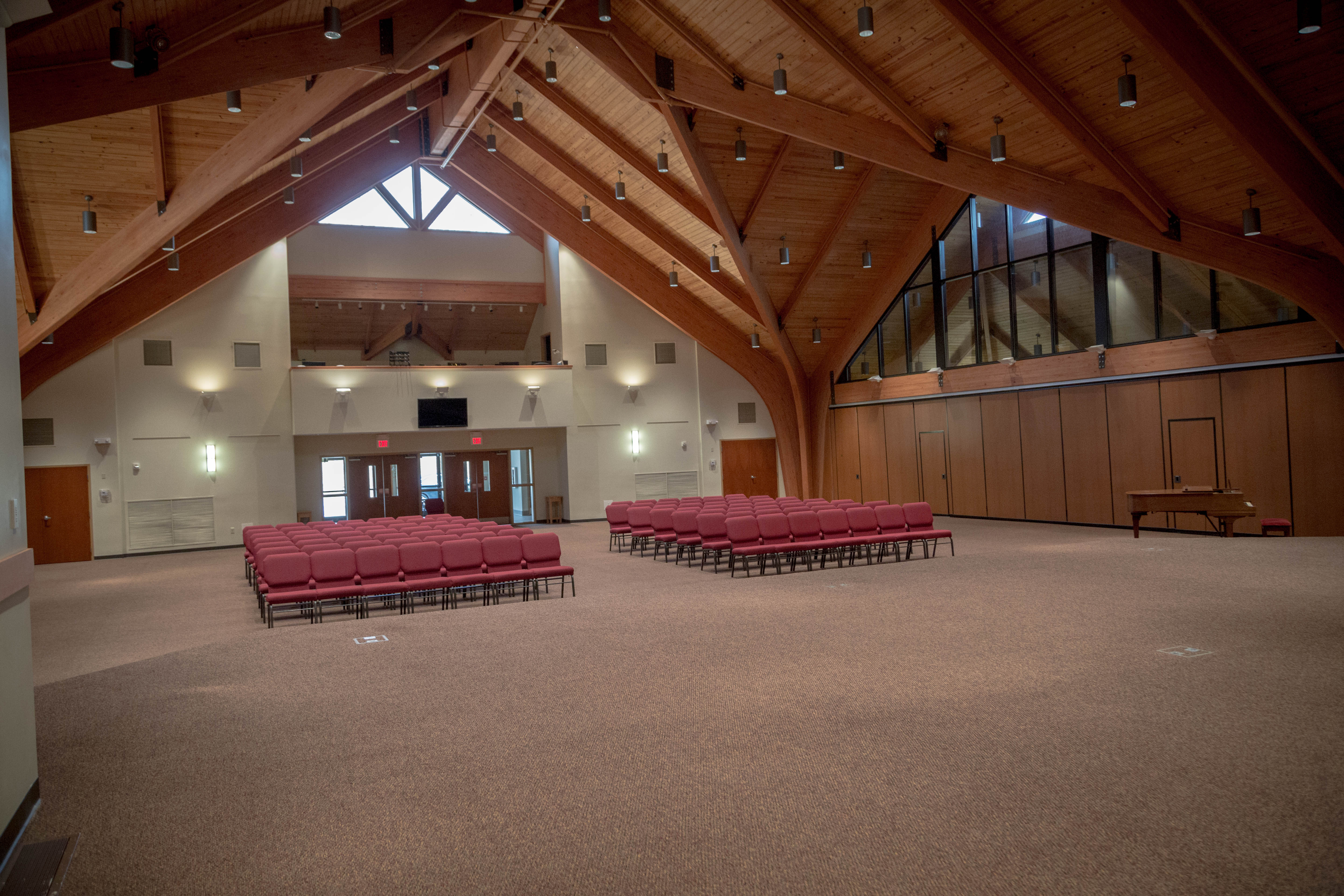 Faith Chapel - View From Front of Building